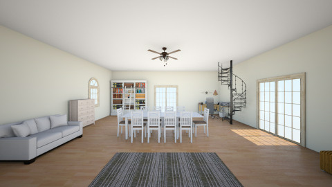 nicks design - Living room - by NICK_TIAM