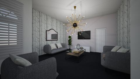 Living room show home - Living room - by modaire