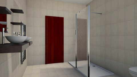 bathroom - Bathroom - by Fashionfool