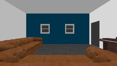 Moom - Living room - by roomstylerpaige12