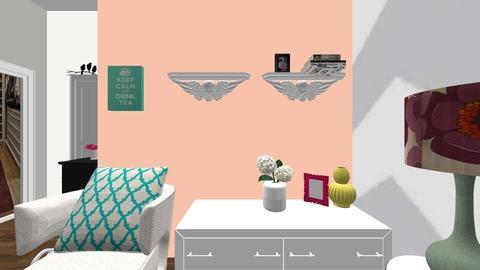 newtwojal - Feminine - Bedroom - by abigail97120