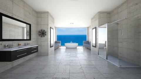 luxurious bathroom  - Modern - Bathroom - by luciajaimedc