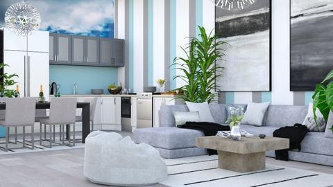 Grey Home - by millerfam