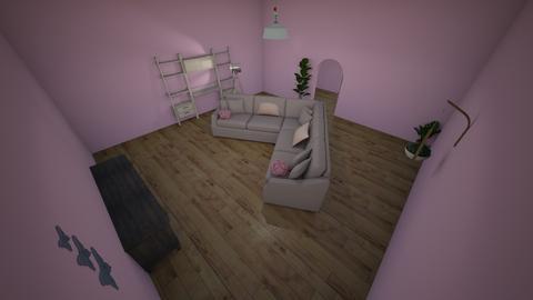 Caitlin - Modern - Living room - by Cai1234