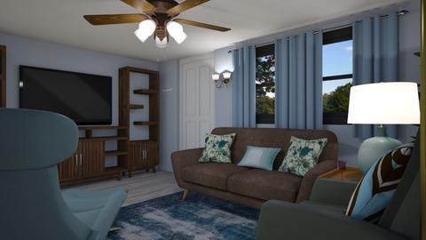 Our New House LR ll - Living room - by sherryDN