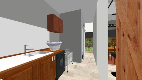 Airyhall Drive Laundry Room - by Ibari