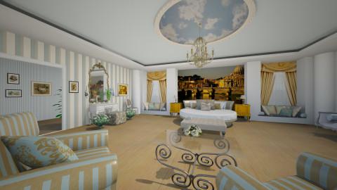 Gloria - Bedroom - by Polevik Evgenia