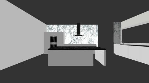 5 Ironwood Kitchen Op 2 - Kitchen - by Laura Watts