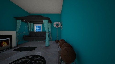 dream bedroom real real - Bedroom - by stanlkl