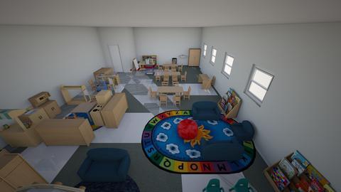 2nd grade - Kids room - by XGQEPAUTYTQWFFMLLGXUNDLTEWTLABP