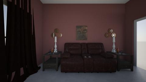 Zen Room - by jidesigns