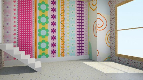 abc - Bedroom - by ruaa shan