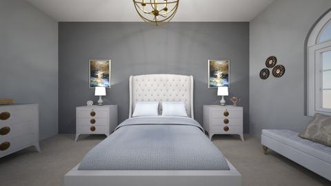 Master Bedroom 1 A2 - Modern - Bedroom - by Christine Ward_877