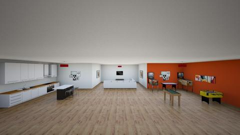 manroom home 4 - by Reedphia