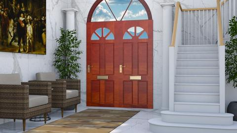 Mansion Entry - Classic - by millerfam