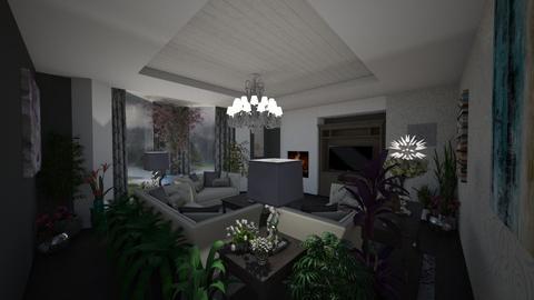 Plant Living - Living room - by mattpop34