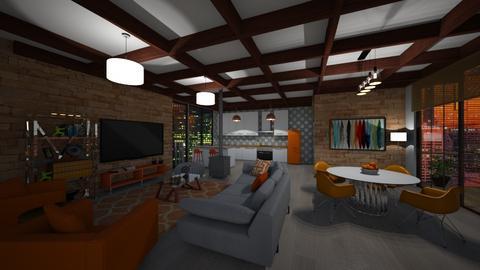 kitchen - Modern - Kitchen - by nuray kalkan