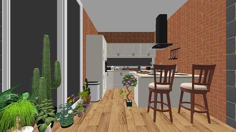 kitchen 03 - Kitchen - by dindayudvina