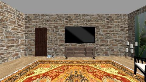 Room for Ishbel - by ionawillis