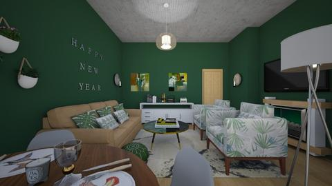 Nic_Liv_Dec18_V6 - Living room - by XelleWishes
