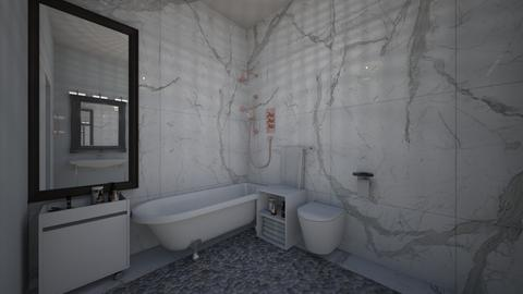 2 - Bathroom - by Catallyna S