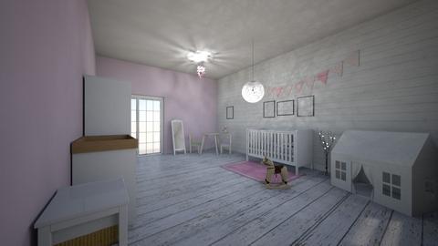 kids - Kids room - by zazy25m
