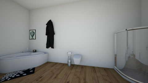 Sharpness Bathroom - Modern - Bathroom - by Libbi Parsons