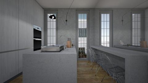Casa264Kitchen - Modern - Kitchen - by nickynunes