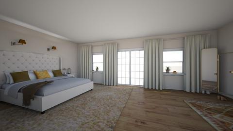 bedroom - Bedroom - by ellafrodin
