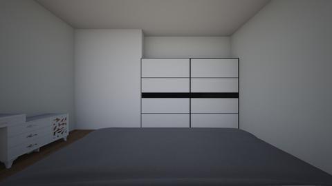 spavaca soba - Bedroom - by ivanab