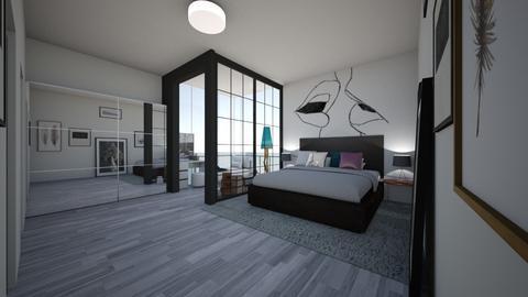 jhvz - Bedroom - by lenabena