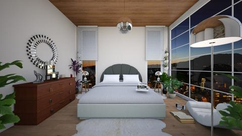 Bedroom2 - Modern - Bedroom - by swanwitch