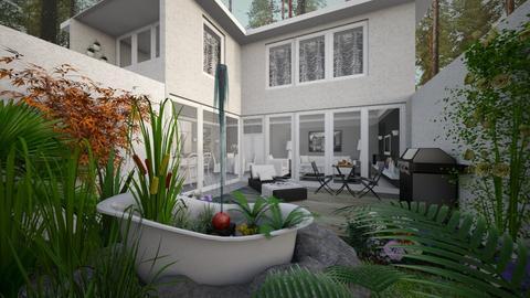Pond - Eclectic - Garden - by Theadora