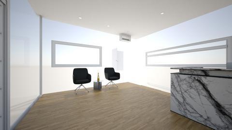 bureau poging 1 - Office - by nataschamiirisola