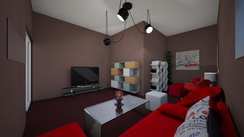 Dream Living room 2 AB - Modern - Living room - by Ahmedb