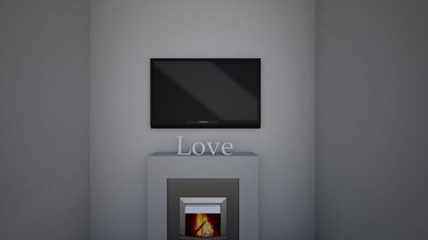 living room finished - Modern - Living room - by emitc48