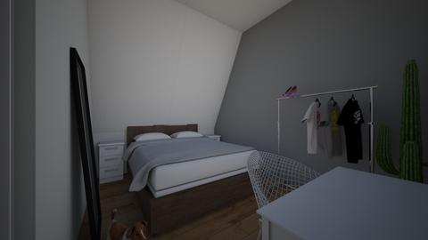 rianne - Bedroom - by Louxx19