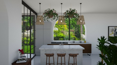 H112 kitchen - by daniellelouw
