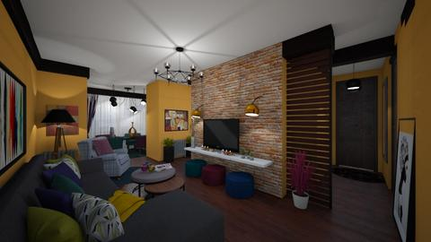 my fav - Modern - Living room - by lamzoi