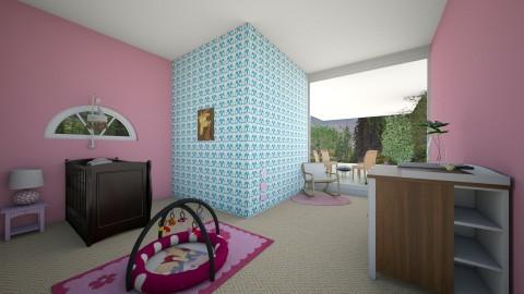 baby room - by Ellie318