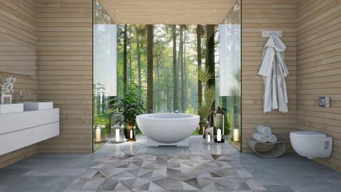 Bathroom - by Zephyrs