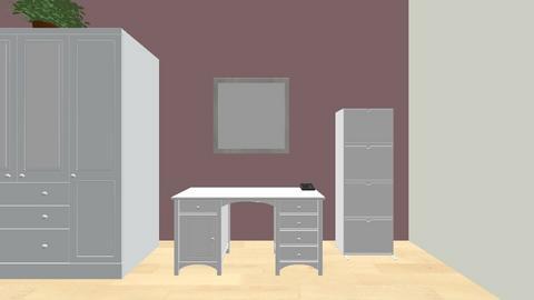 Natalka Polska - Modern - Bedroom - by NataliaCzaja15