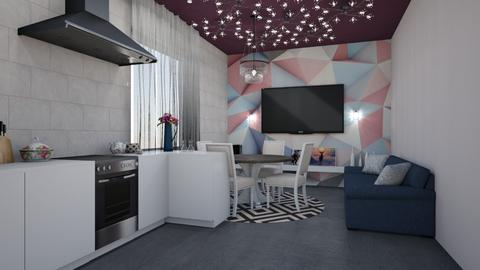 go to me - Dining room - by lyub