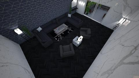 High View - Modern - Living room - by stokeshannah