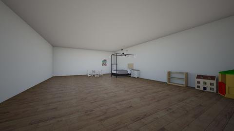 vaiko kambarys - Kids room - by astaa0