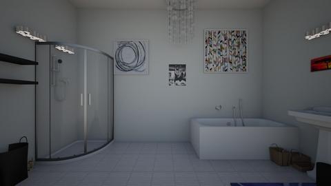 Master Bathroom - Bathroom - by ellasophia50