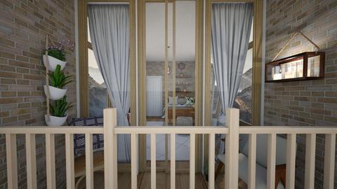 sism - Bedroom - by Cat_Lover