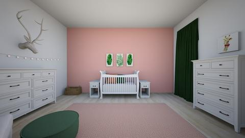 Nursery  - Kids room - by copperkettle