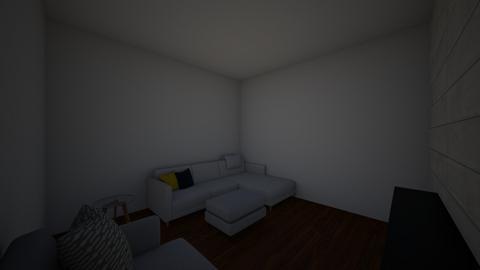 Living Room - Modern - Living room - by NaleaRose27