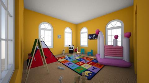 g - Kids room - by MatrixDc